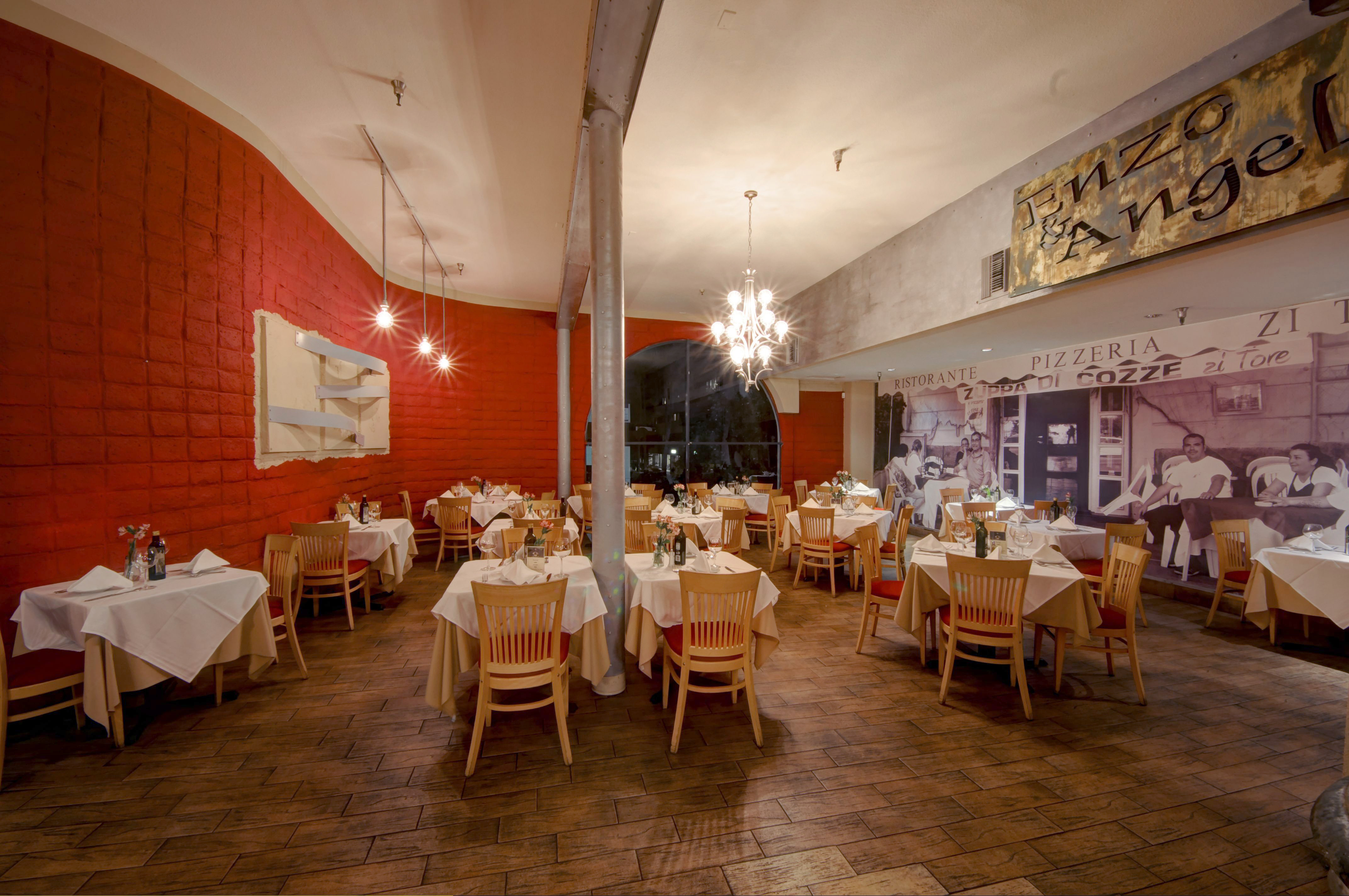 Restaurant virtual tours